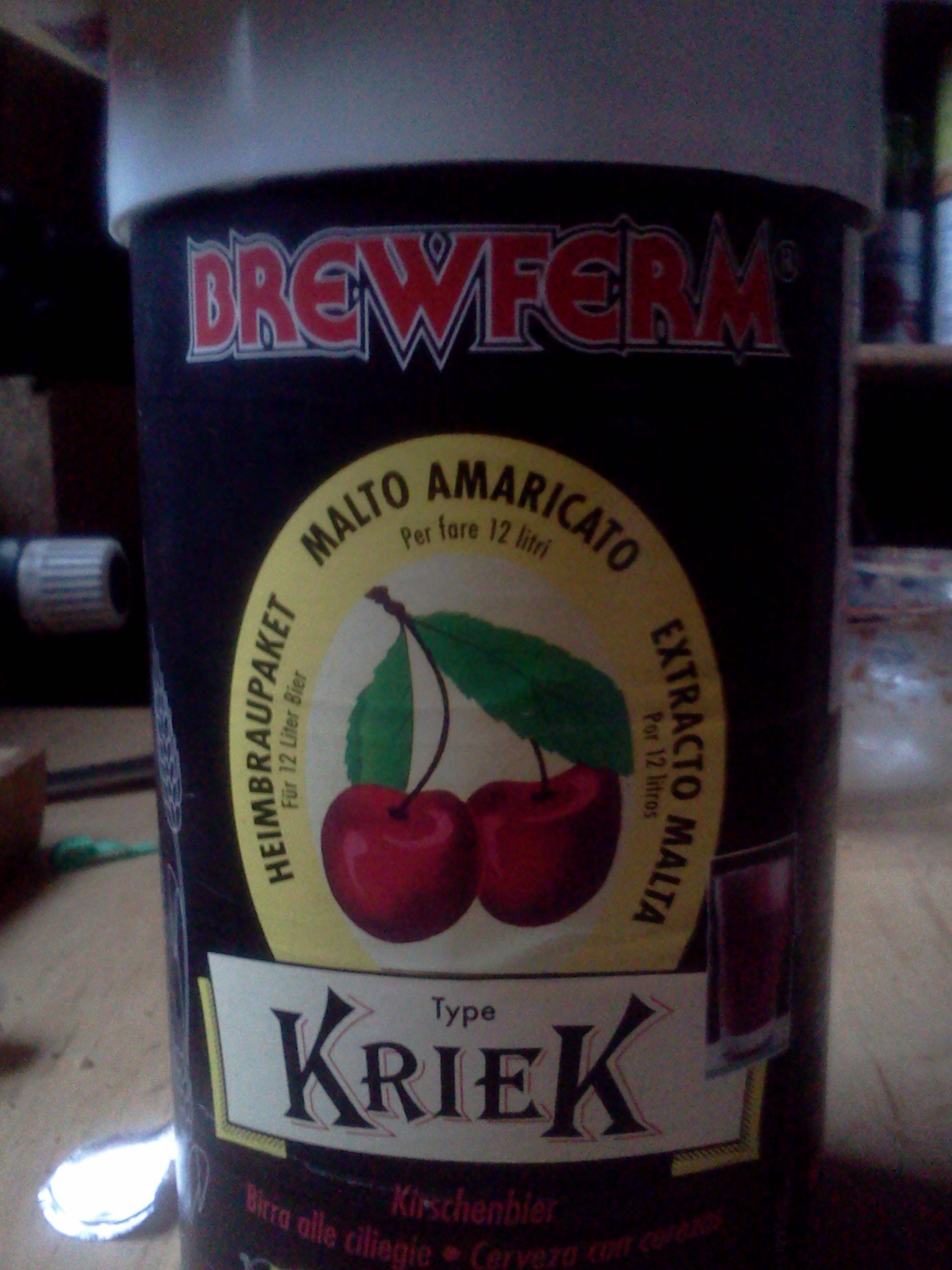 Kriek Brewferm
