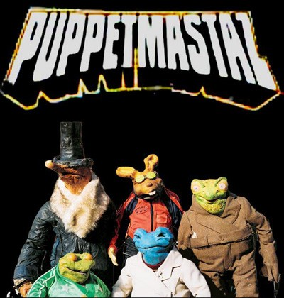 La chanson du jour: Puppetmastaz – BIGGER THE BETTER