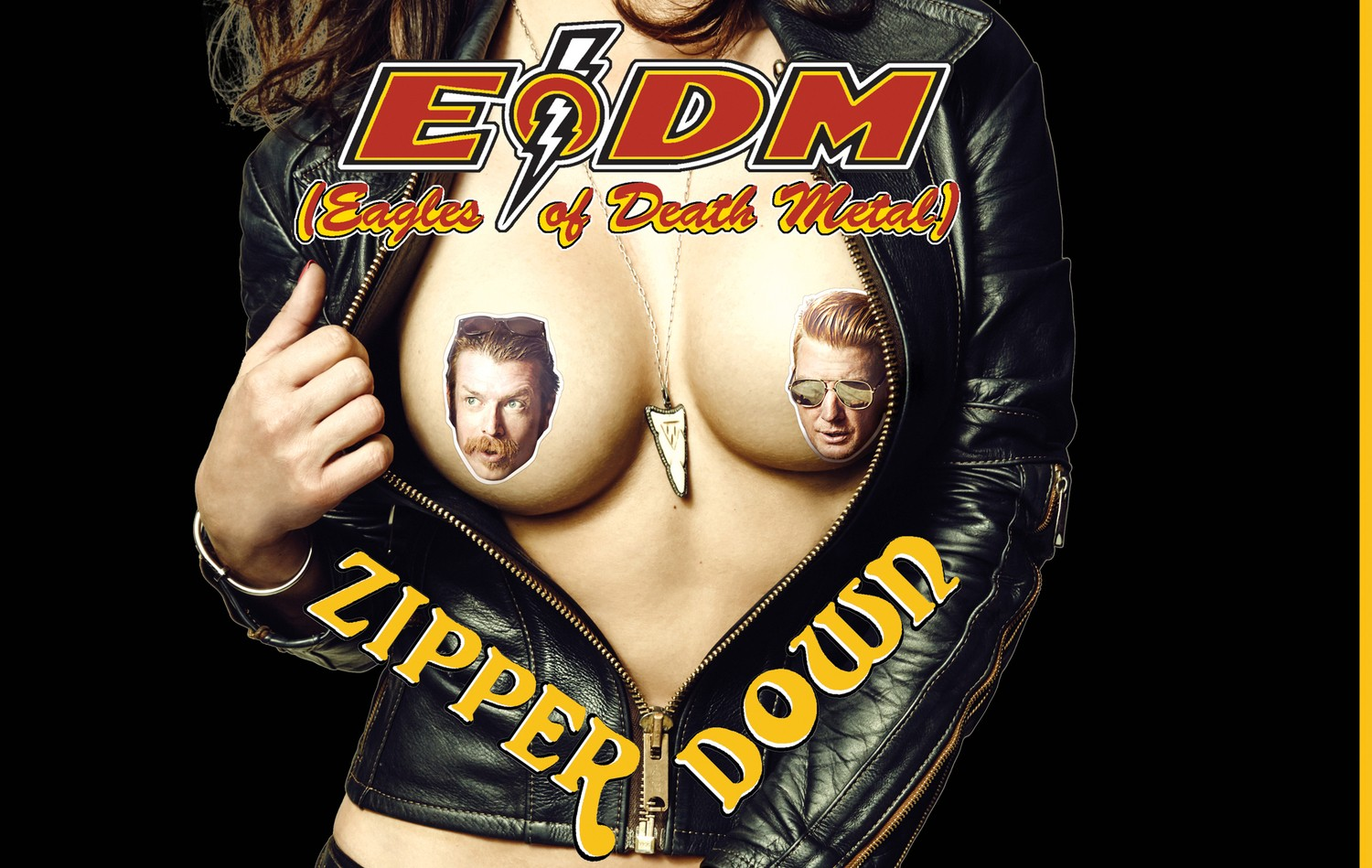 La chanson du jour – Eagles of death metal – stuck in the metal with you